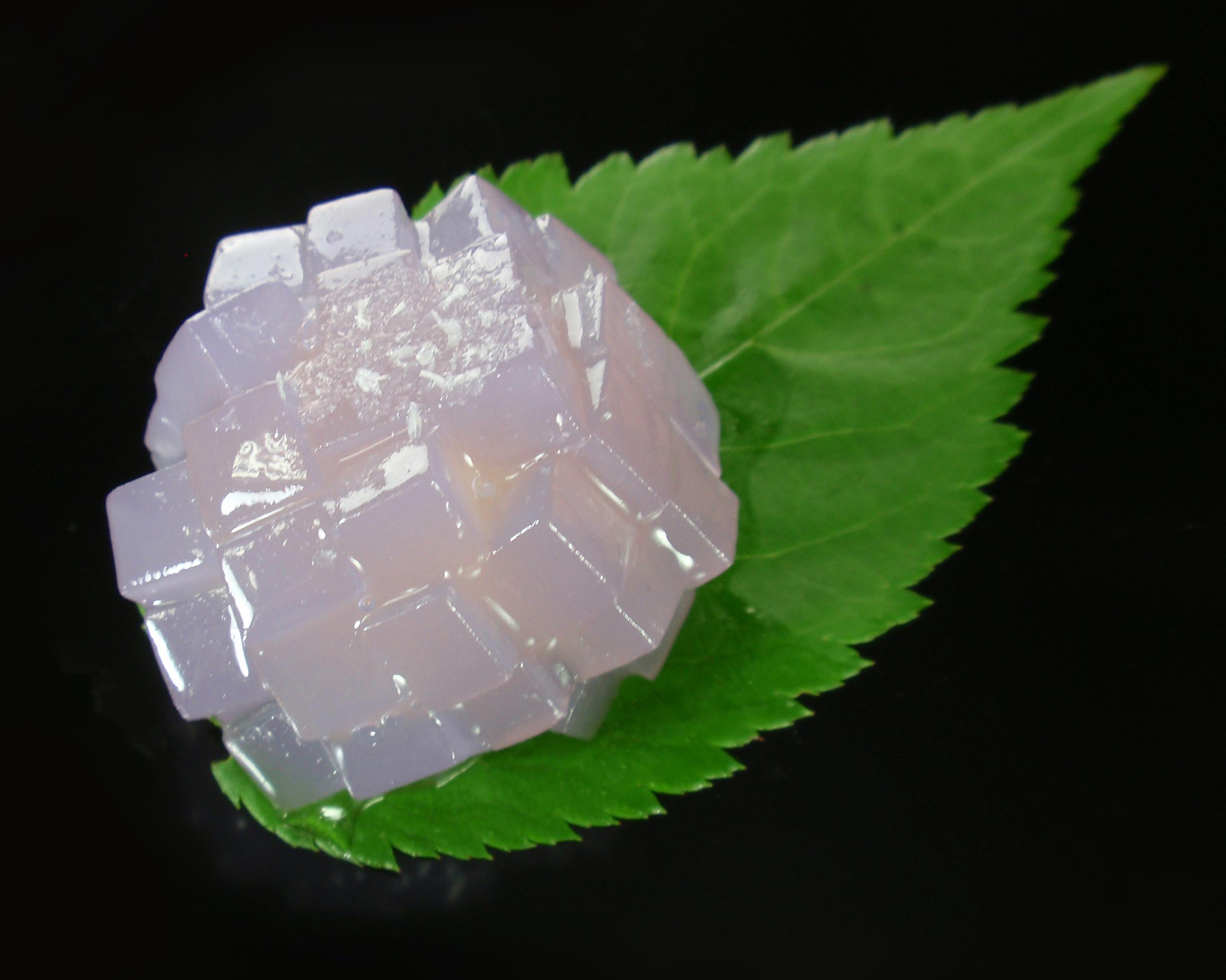 上生菓子 主菓子 紫陽花 アジサイ あじさい