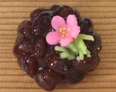 雛祭りの上生菓子