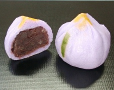 菖蒲饅頭 菖蒲まんじゅう