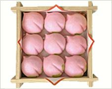 桃饅頭(桃まんじゅう)